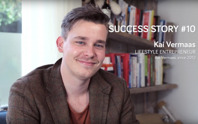 "Success Stories interview: ""Find a way to get paid to play"""